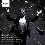 Debussy, Milaud, Glinka High Res